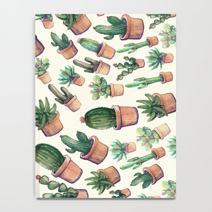 cactus big invasion!! Notebook