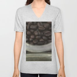 Food photography, macro photo, kitchen, still life, chef, cook, cooking, foodporn, home gifts, ideas Unisex V-Neck