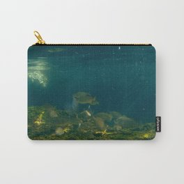 UNDERWATER VI. Carry-All Pouch