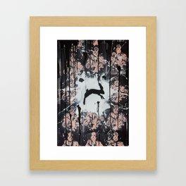 Field Jumper Framed Art Print
