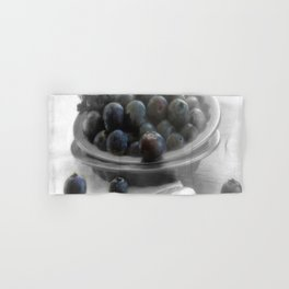 Fantastic blueberry pleasure Hand & Bath Towel