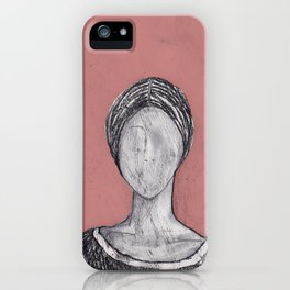 Madame Bovary iPhone Case