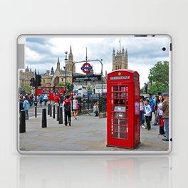 LONDON CALLING Laptop & iPad Skin