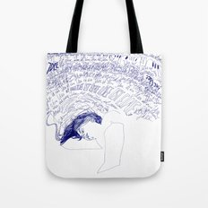 An idea is an idea is an idea... Tote Bag