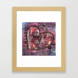 Permission Series: Imagine Framed Art Print
