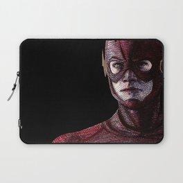 I Am The Flash Laptop Sleeve
