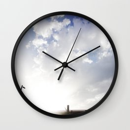 bcn Wall Clock