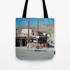 Jackass Junction Tote Bag
