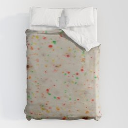 Dessert for Breakfast Duvet Cover