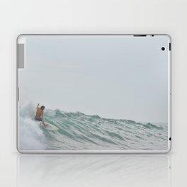 morning surf Laptop & iPad Skin