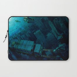 The End of the Beginning Laptop Sleeve