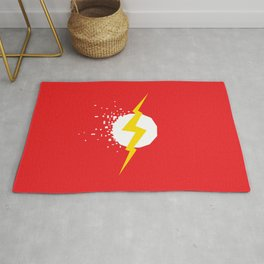 Square Heroes - Flash Rug