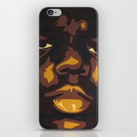notorious iPhone & iPod Skins featuring NOTORIOUS by T.S. Dines