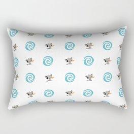 Pua the Pig Rectangular Pillow