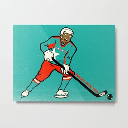Knuckle-Puck Metal Print