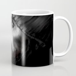 Jared Leto | Monolith Tour Digital Portrait Coffee Mug