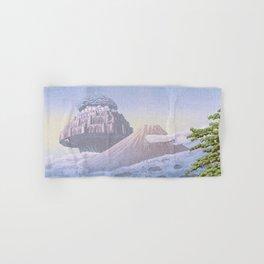 Castle in the Sky Hand & Bath Towel