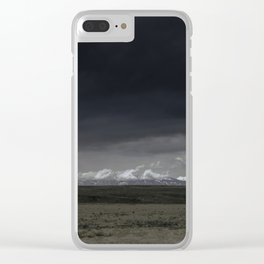 Today Clear iPhone Case