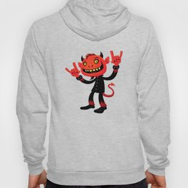 Heavy Metal Devil Hoody