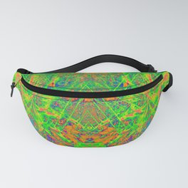 Extraterrestrial Palace 7(Ultraviolet) Fanny Pack