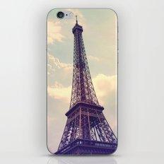 Paris Le Tour Eiffel  iPhone & iPod Skin