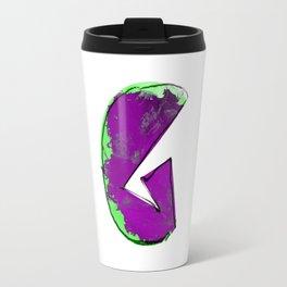 G letter Travel Mug