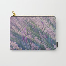 Spring Lavender Mist Carry-All Pouch