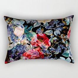 Botanic Pattern Rectangular Pillow