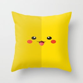 Ka'chu Throw Pillow