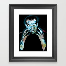 Frankie Framed Art Print