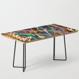 Fireworks Coffee Table