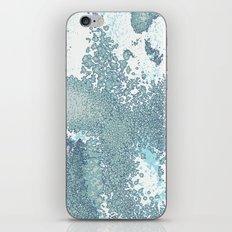Aqua Sprawl iPhone & iPod Skin