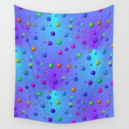 little dots -2a- Wall Tapestry