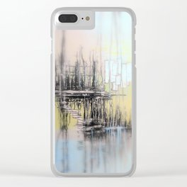 Silence of nature/Nr. 626 Clear iPhone Case