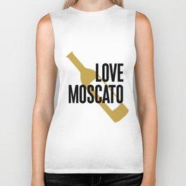 Love Moscato Biker Tank