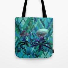 Fantasy Sea Life Tote Bag