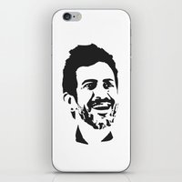 marc jacobs iPhone & iPod Skins featuring Marc Jacobs by Joannes