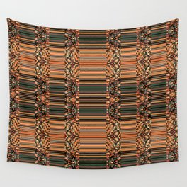 Feeling Peachy - Walk the Line Collection Wall Tapestry