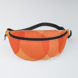 Summer Orange Blend Fanny Pack