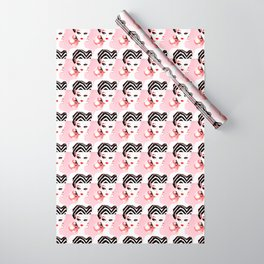 Classic Barbie Wrapping Paper