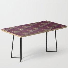 Sphinx Moth Coffee Table