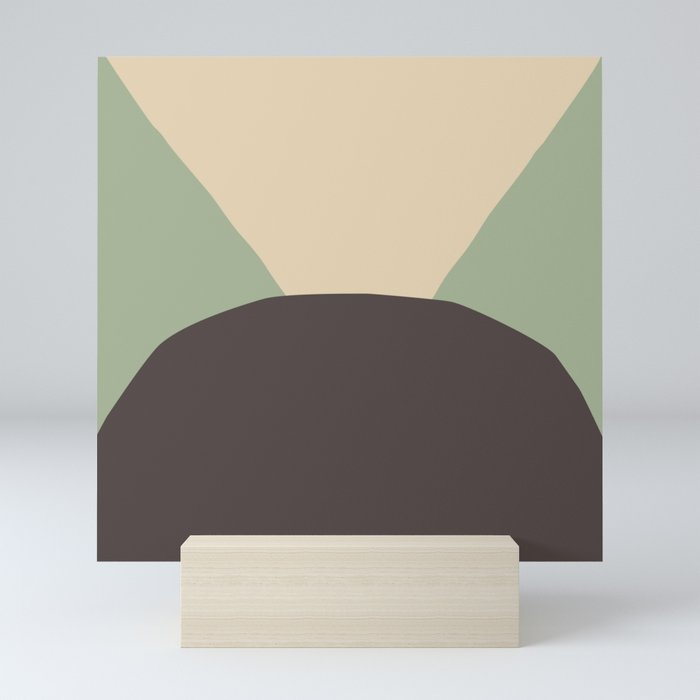 Deyoung Chocomint Mini Art Print