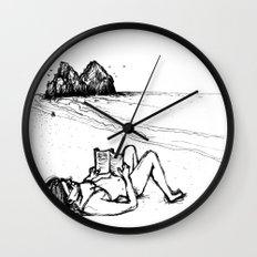 fafá de noronha Wall Clock