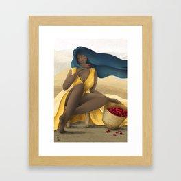 Pick You Up Framed Art Print