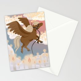 5,000 Candles in the Wind Stationery Cards