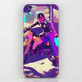 Speed Demon iPhone Skin