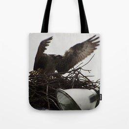 Osprey female- Arnprior 2017 Tote Bag