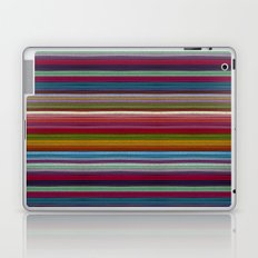 Colorful stripes Laptop & iPad Skin