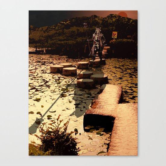 Hibakusha Canvas Print