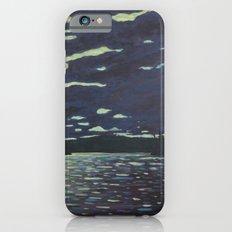 Moonlight – McIntosh Lake, Algonquin Park Slim Case iPhone 6s